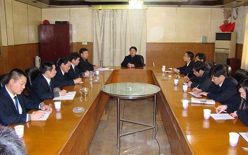集团董事长高度重视工会工作,在集团党群文宣工作会上对大家气出了期望
